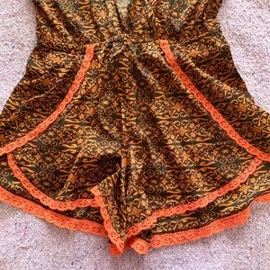Earthbound Romper - Size S